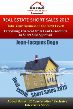 Short Sales 2013: Real Estate Short Sales 2013 « LibraryUserGroup.com – The Library of Library User Group