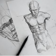Sketchbook Drawing Promotion feature email or dm . Anatomy Sketches, Anatomy Drawing, Anatomy Art, Sketchbook Drawings, Drawing Sketches, Sketch Art, Sketchbook Ideas, Sketching, Portrait Paintings