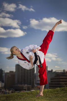 Maja Taekwondo by Jeff McDonald on 500px