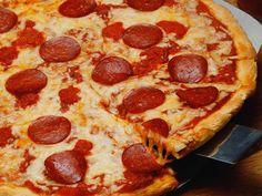 Yummy...My favorite Pizza!!!