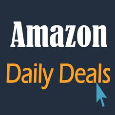 Amazon #dealsoftheday just for you. #shop2savetheplanet is not affiliated to @amazonUK, if you make a purchase we will not be able to give you money back or personal digital carbon offset. These are the 24h special deals Amazon offers everyday.http://goo.gl/MjzVcZ https://www.facebook.com/notes/shop-2-save-the-planet/amazon-daily-deals/758624217583046