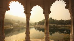 The wonders of India inspired my designs India Landscape, Indian Aesthetic, Nature Aesthetic, India Travel, Incredible India, Places To See, Travel Inspiration, Pakistan, Beautiful Places