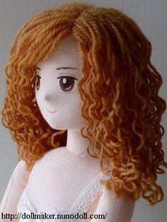 Basic doll / Hair
