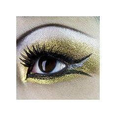Goldilux eyeshadow