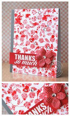 A HA Card [Thanks So Much]