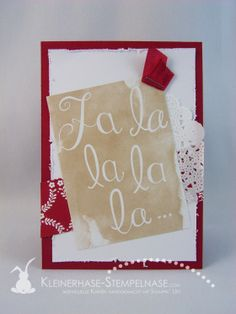 Stampin Up Project Life Hallo Dezember Blog Hop Weihnachten 07