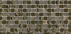 L'Antic Colonial Eternity Emperador 29,7x29,7cm mozaiek - Meijer Tegels & Sanitair