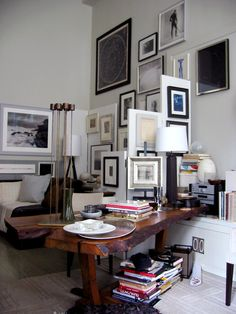 Thomas O'Brien's Apartment