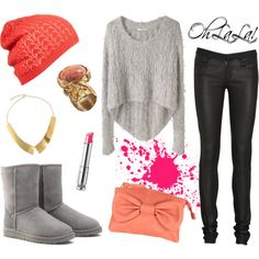 winter outfits tumblr | Thread: GirLs WinTer OutfiTs .