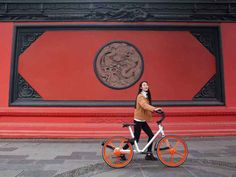 Chinese bike-sharing startup Mobike snags strategic investme