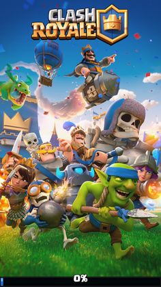 Clash Royale New Cover