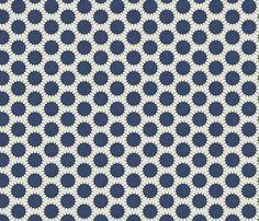 "pincushion_dots fabric by holli_zollinger on Spoonflower - custom fabric $17.5/yd 42"""