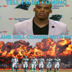 Football Is Life, Football Team, Panther Country, Carolina Panthers Football, Panther Nation, Cam Newton, North Carolina, Pride, Memes