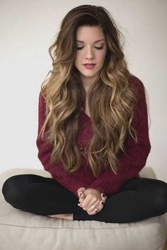 25 Wavy Hairstyles for Long Hair - Long Hairstyles 2015