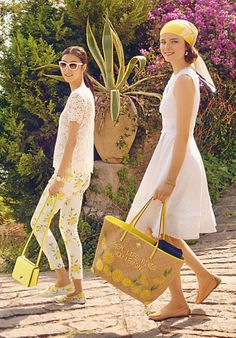 bright and pretty #KateSpade outfits http://rstyle.me/n/f6zg8pdpe