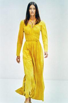 Prada Spring 1993 Ready-to-Wear Fashion Show - Shana Zadrick