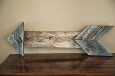 Barnwood Arrow