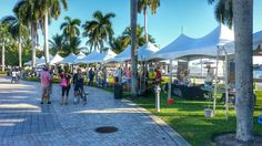Lagoon Fest is taking place at the Waterfront #ilovewpb