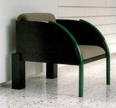 Shiro Kuramata, Chair, for Livina Yamagiwa, 1983