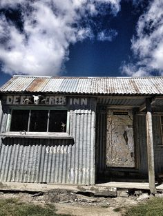 Deep Creek Hut, Pisa Conservation Area, Otago, New Zealand. For over a century this historic high country hut was a seasonal home for musterers on Mt Pisa Station. A highlight of the hut today is the graffiti on the walls dating back to the early 1900s. Photo: Fiona Austin #dochuts