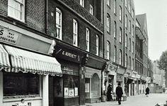 Waterloo Road, London South London, Old London, Waterloo Road, Waterloo Station, Sheds, Britain, Buildings, Childhood, Street View
