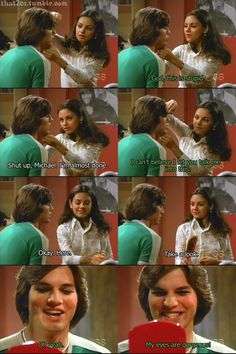 Que los Hyde Jackie Start Dating 70s Show And That pause cash-box 11:45pm