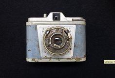 Miroslav Tichy's camera