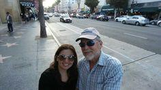 Hollywood Walk in LA