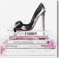 Black Shoe and Pink Lady Books - Jessie Steele・Oliver Gal 直営店舗 Fun Duce Shop 【ファンデュース】