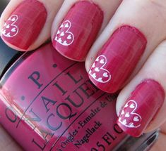 19 Valentine's Day Nail Art Ideas That Will Put You In The Mood For Love ‹ ALL FOR FASHION DESIGN