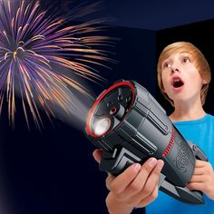 Fireworks Light Show and thousands more of the very best toys at Fat Brain Toys. Bring the breathtaking of July Fireworks show indoors with the unique and all new Fireworks Light Show from Uncle Milton! Just load, point, a. Gadgets And Gizmos, Tech Gadgets, Cool Gadgets, Cool Technology, Technology Gadgets, Futuristic Technology, 3d Prints, Backstreet Boys, My Room