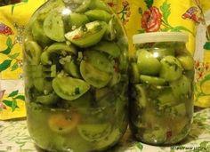 Очень вкусные зелёные помидоры.. Обсуждение на LiveInternet - Российский Сервис Онлайн-Дневников