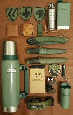 Would you like to go camping? If you would, you may be interested in turning your next camping adventure into a camping vacation. Camping vacations are fun Survival Equipment, Survival Tools, Wilderness Survival, Survival Knife, Camping Equipment, Survival Prepping, Car Survival Kits, Bushcraft Camping, Bushcraft Gear