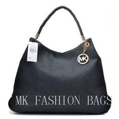 #WhatSheWants #GameDay Michael Kors Skorpios Textured Large Black Totes Outlet Online, You can get any style you want at here!!!