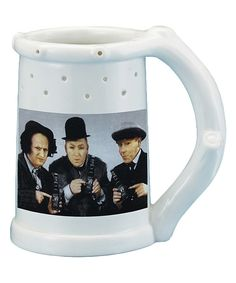 Loving this The Three Stooges Puzzle Mug on #zulily! #zulilyfinds