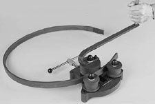 Beecher Bender - 4301 - Arch & Circle Rolling Tool