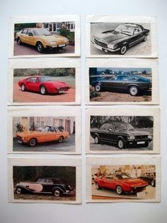 Top Trumps Sports Cars Luvdby Discover Share Collect Top - Sports cars top trumps