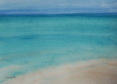 Lido Beach Art Print