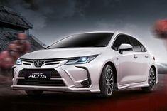 Toyota Corolla, Auto Motor Sport, Bmw, Corolla Altis, Thailand, Vehicles, Cars, Autos, Sporty