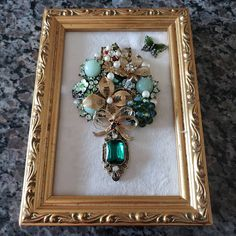 Vintage Jewelry Crafts, Old Jewelry, Heart Jewelry, Jewelry Art, Handmade Jewelry, Handmade Gifts, Jewelry Ideas, Vintage Jewellery, Beaded Jewelry