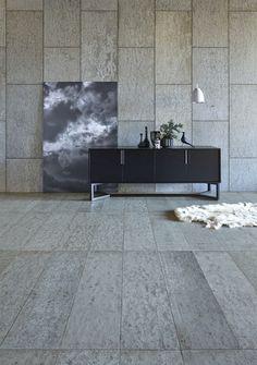 Concreate Natural Grey Floor Panel | Royal Oak Floors