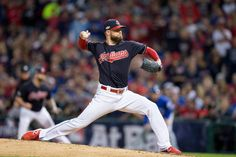 Corey Kluber sets Indians playoff record = The Indians turned to a more stable starter in Game 4 as they attempt to win the American League pennant for the first time in 19 years, and Corey Kluber continued a standout start to his first MLB postseason.  Prior to.....
