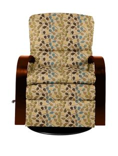 Love this, however it would need to be covered differently......Terra Reclina-Glider® Swivel Recliner by La-Z-Boy