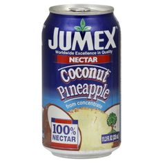 Jumex Coconut Pineapple Juice, 11.3-Ounce (Pack of 24) *** Remarkable discounts available  : Baking Desserts recipes