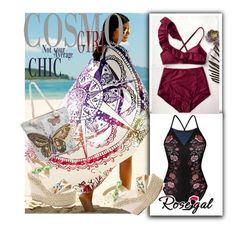 """""""Rosegal 48"""" by lana-97 ❤ liked on Polyvore"""