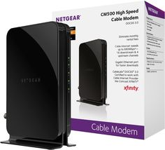 12 Best Approved Cable Modems images in 2018 | Cable modem, Cable