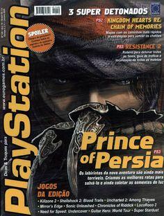 Dicas & Truques para PlayStation nº 120 | Datassette