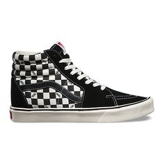 Sk8-Hi Lite ($75) ❤ liked on Polyvore featuring men's fashion, men's shoes, men's sneakers, mens leopard print shoes, vans mens shoes, mens lace up shoes, mens high top sneakers and mens lightweight running shoes