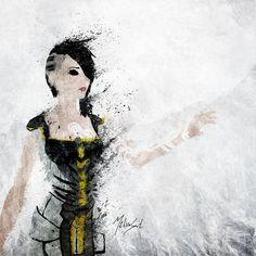 Borderlands - Angel by BOMBATTACK.deviantart.com on @deviantART