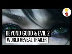 [Video] Beyond Good and Evil 2 2017 World Premiere Cinematic Trailer Video Game Trailer, Video Game News, Ps4, Playstation, Beyond Good And Evil, Cinematic Trailer, The Real World, Motion Design, Videos